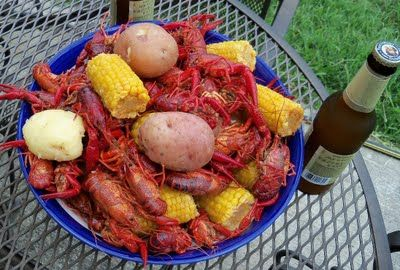 I'm so ready for Crawfish season....@Cybelle Arana-Mcdonald, how about you???