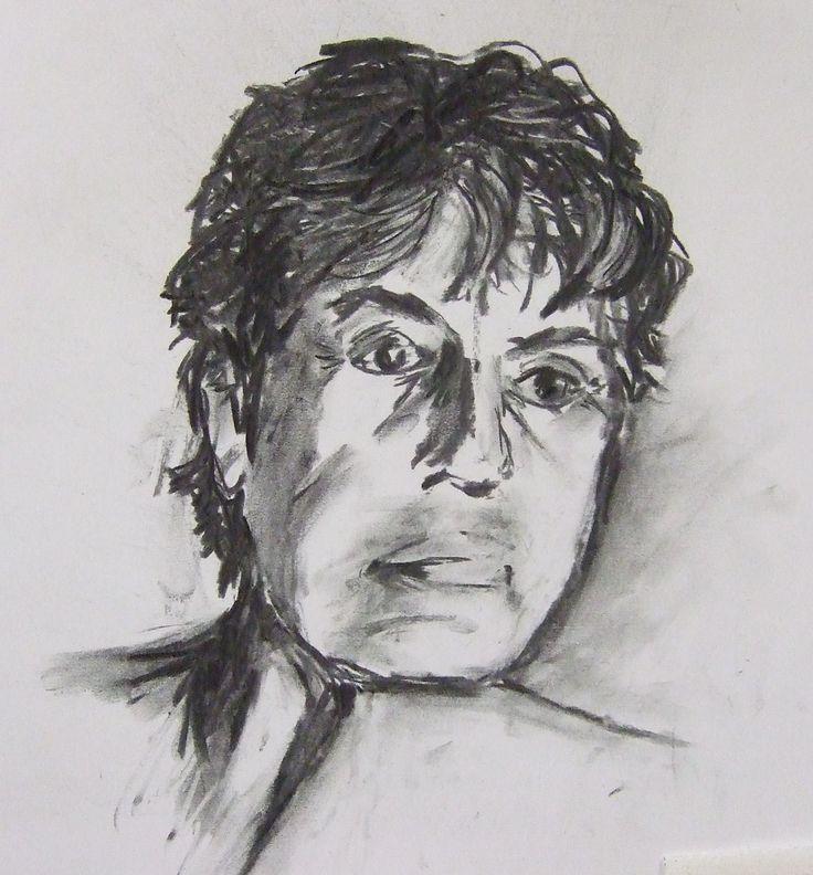 Di - life drawing of mom
