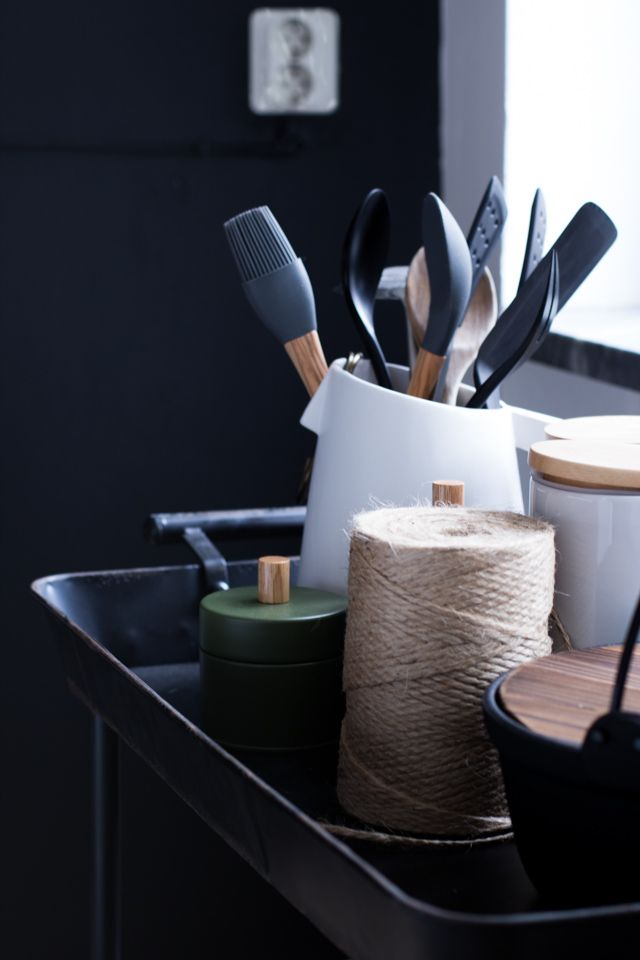 my scandinavian home: The beautiful (and inspiring) kitchen of an interior designer