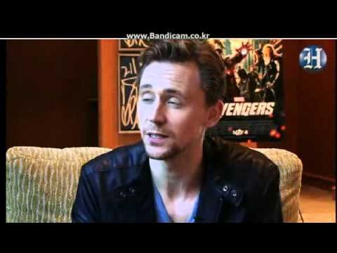 """Baby crying interrupts Tom's interview, to which he jovially replies, """"Hello, baby!"""" Ain't even mad. What a sweetheart. :)"""