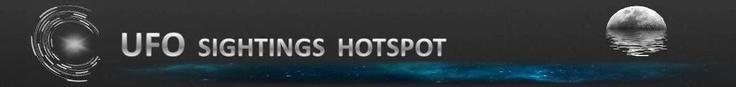 UFO Sightings Hotspot