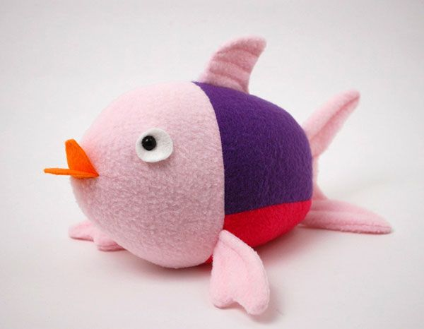 127 besten Toy Animals | sewing patterns Bilder auf Pinterest ...