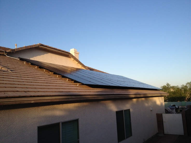 11.772kW SunPower solar electric system will save homeowner about 20K over the next 20 years. $0 Down Lease.