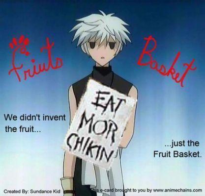 Fruits Basket - LoL - fruits-basket Fan Art