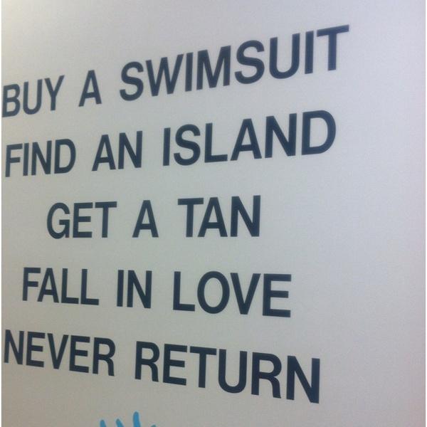 Lifes a beach! Lipsi Island <3