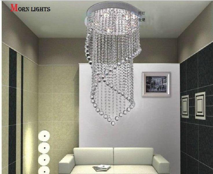 53 best Chandelier images on Pinterest | Modern crystal ...