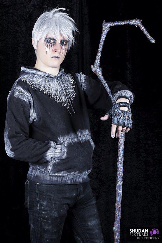 Cosplay Evil / Dark Jack Frost www.cosplayquest.com & www.facebook.com/mycosplayquest #DarkJackFrost #EvilJackFrost