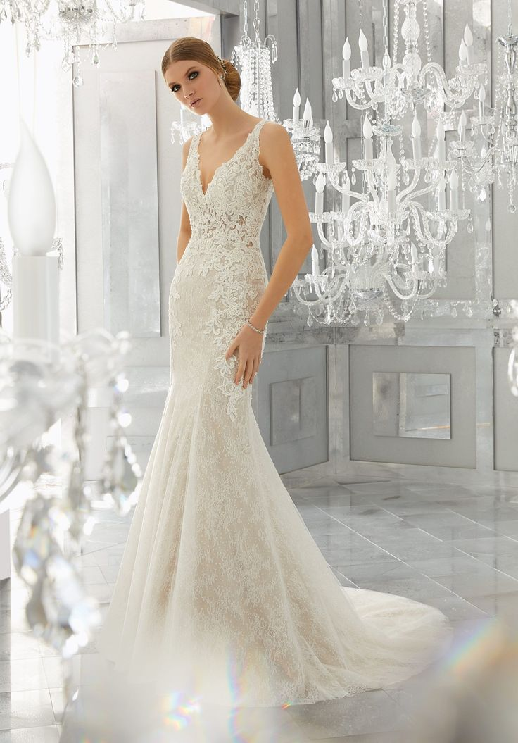 Morilee Bridal style 8180. Click the photo to try this dress on!