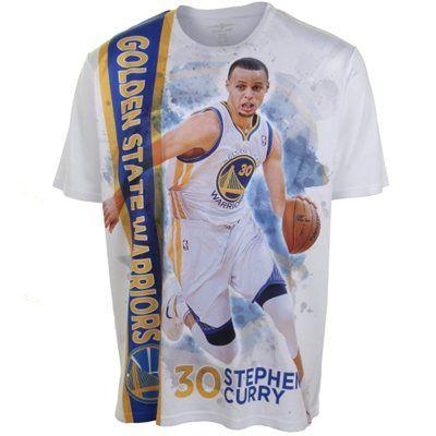 Levelwear Stephen Curry Golden State Warriors Breakaway Short Sleeve Performance T-Shirt - White
