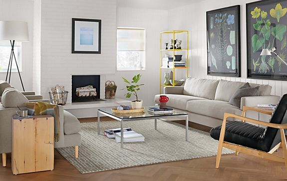 Grayson Sofa Room - Living - Room & Board