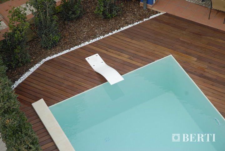Berti Wooden Floor. Havana Deck.  #parquet #parquetlovers