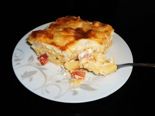 Οι συνταγές του Δίας!Dias recipes!: Ογκρατέν με Πένες,Ζαμπόν Τυριά και Μπεσαμέλ Ograti...