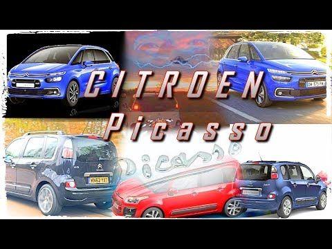 Citroen Picasso : le varie auto. - YouTube