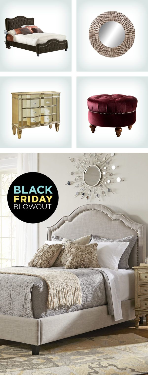 Best Black Friday Furniture Sale Ideas On Pinterest - Black friday bedroom furniture deals