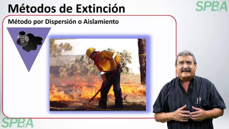 Prevención de Incendios y Uso de los Extintores Portátiles (Parte 4).Mét...