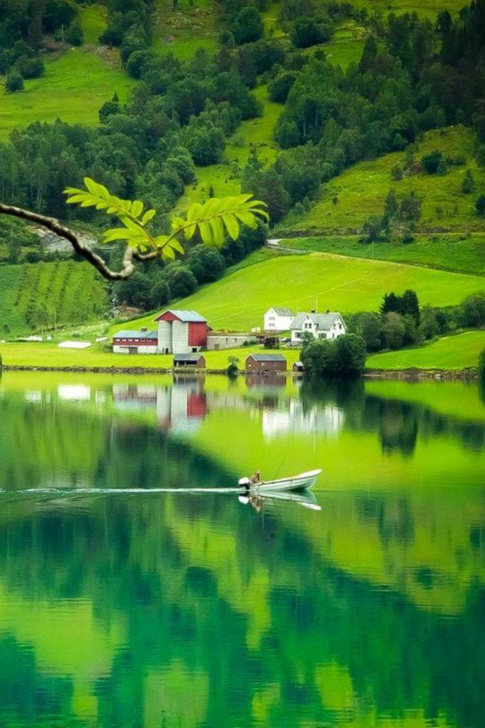 les plus beaux paysages du monde