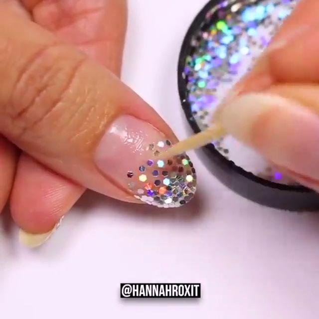 Amazing nail art !!!