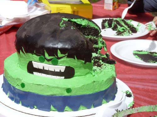 158 best Hulk birthday party images on Pinterest Birthday party