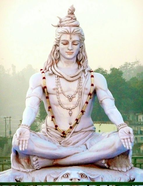 Rishikesh Shiva Statue | Recent Photos The Commons Getty Collection Galleries World Map App ...