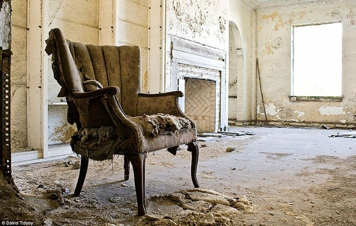 Abandoned Cities In The United States