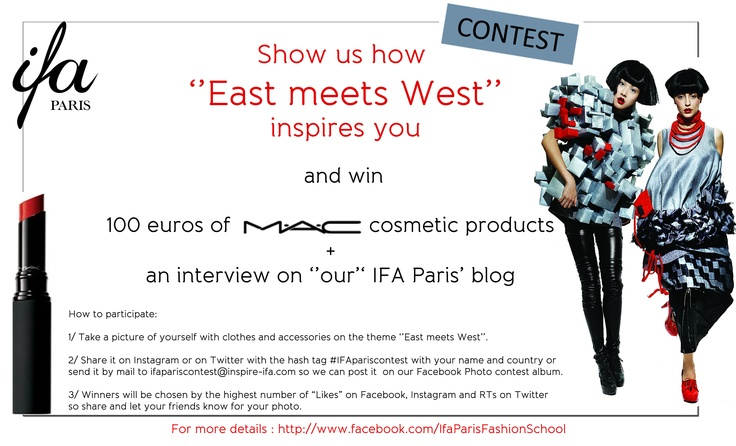 GOOD NEWS:  We are going to start our 2012 fashion contest in couples of days.  Have a look on the flyer and prepare to share your photos ^^  Don't forget to ask your friends to LIKE your photo! Good Luck to all !