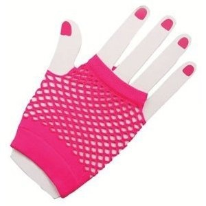 You need neon gloves for an 80's party costume!
