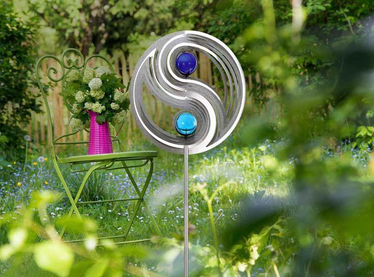 19 best Windspiel images on Pinterest DIY, Projects and Sun catcher - gartendeko edelstahl windspiel