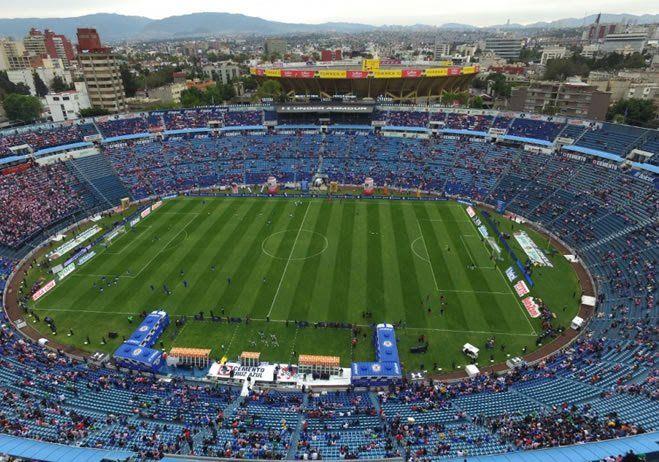 Cruz Azul quiere su estadio con todo y ciudad deportiva