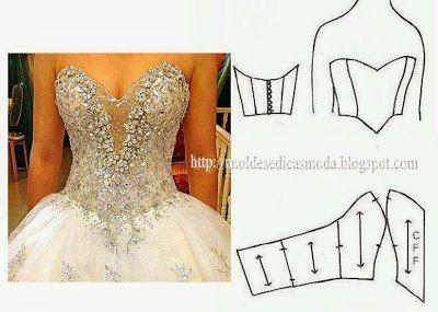 Como hacer un corset con moldes05