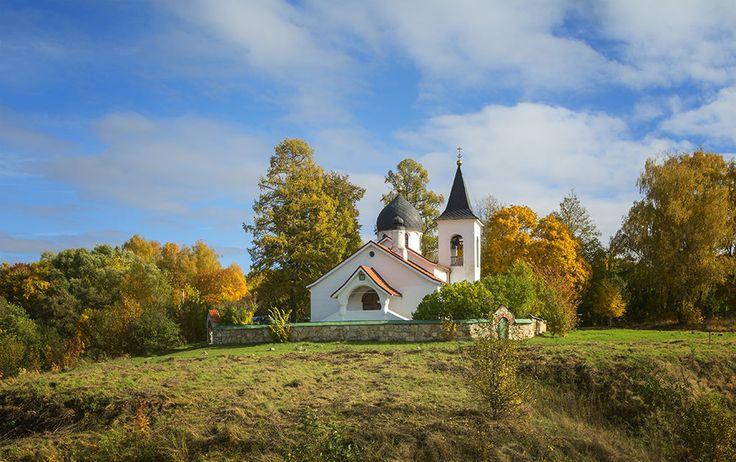 Троицкая церковь. (Россия, Бехово)