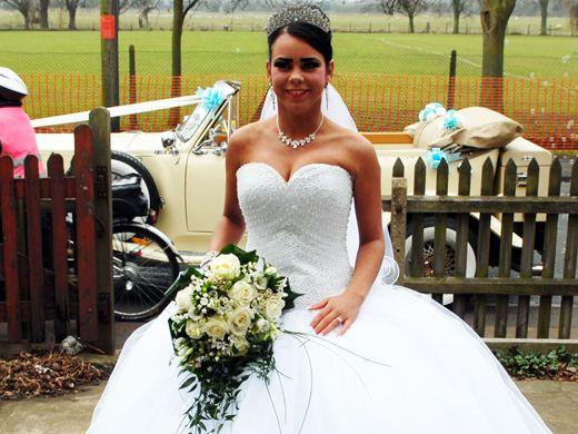 9 best lully martin traveller wedding images on for Big bling wedding dresses
