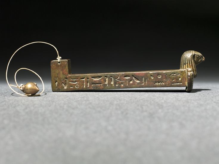 Timekeeping in Egypt  c. 600 BCE - Egypt  Ancient Egyptian astronomer-priests used this instrument for timekeeping at night. They used a sighting stick to align the merkhet with the Pole Star, making a north–south line. Watching certain stars cross this line enabled them to determine the time.