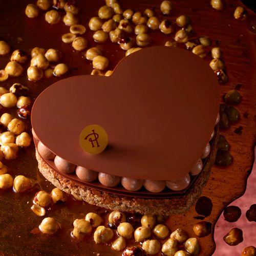Un gâteau Nutella de luxe chez Pierre Hermé : une Saint Valentin à croquer ! http://www.doitinparis.com/fr/art-de-vivre/magazine-it-feminin/des-curs-orgasmiques-2175/le-plus-nutella-de-luxe-a-tomber-chez-pierre-herme-16979