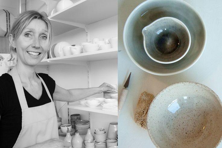Annemieke Boots hande made ceramics