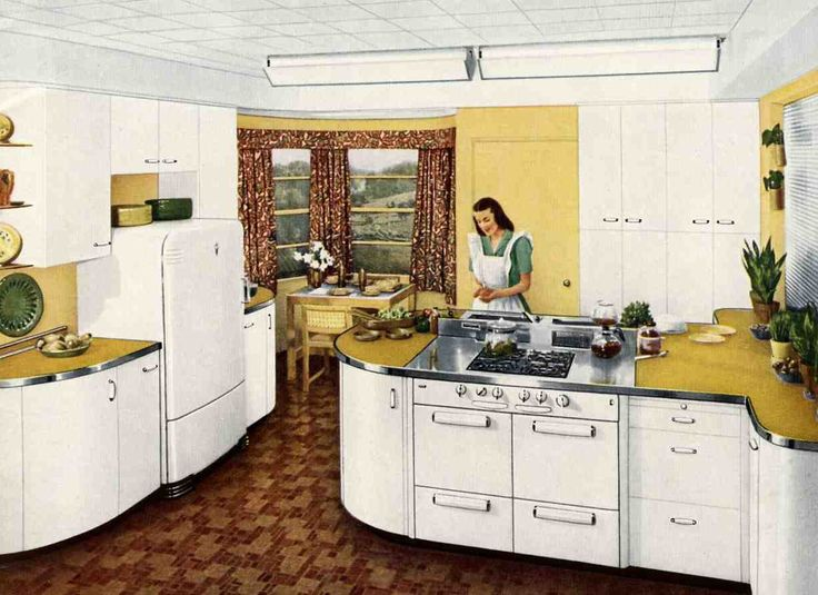 kitchen by st  charles by american vintage home 148 best 1940s kitchen  u0026 dining images on pinterest   1940s      rh   pinterest co uk
