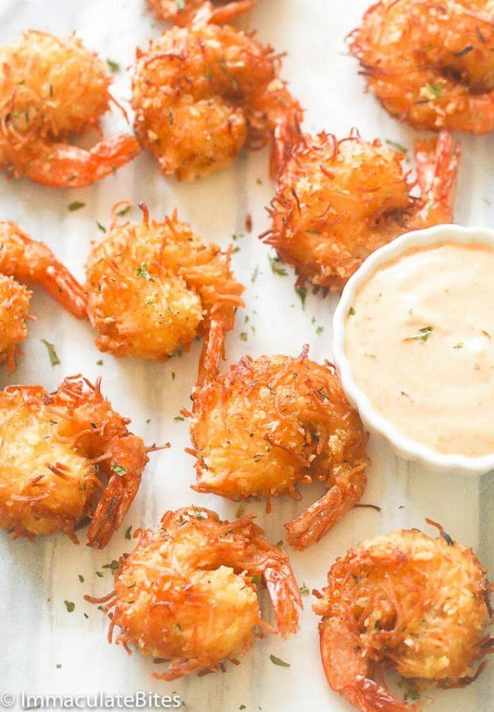 Crispy Coconut Shrimp | Recipe | Seafood | Shrimp Recipes