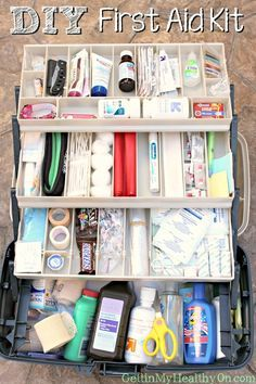 DIY First Aid Kit