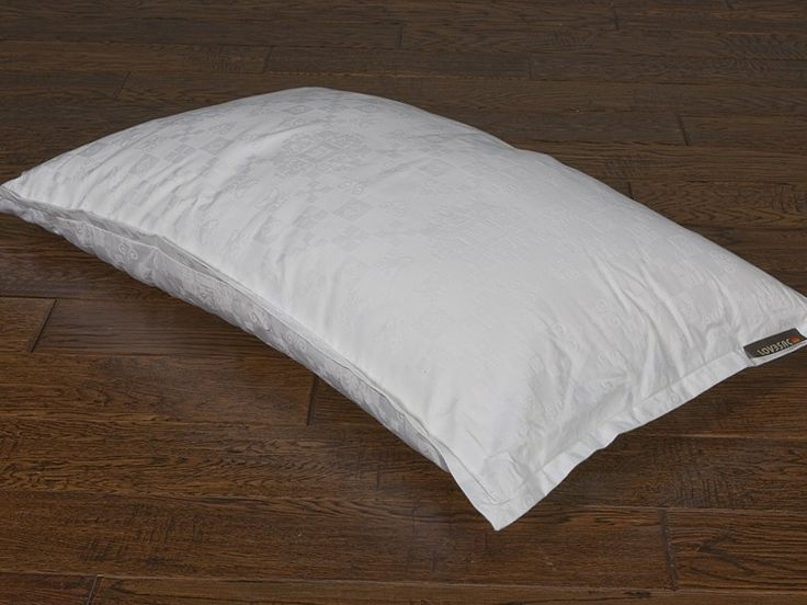 The Bomb Pillow 90 Down Shell Warpped Around A Dream