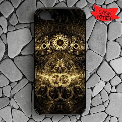Clockwork iPhone SE Black Case