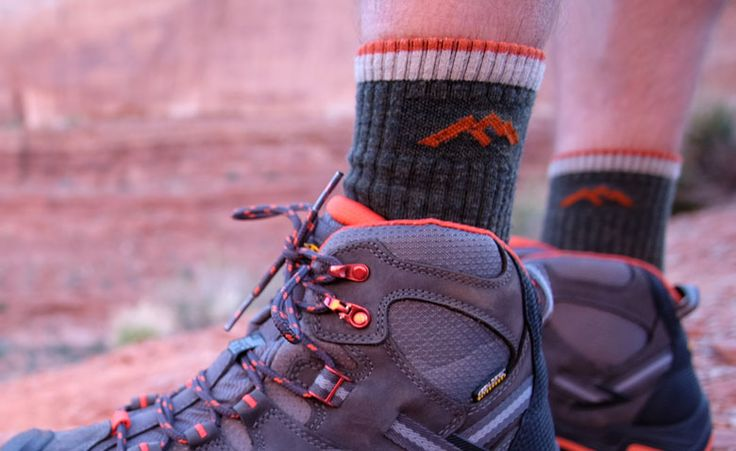When going hiking, don't forget to buy some top quality socks. Here is a list of some of the best. http://www.switchbacktravel.com/best-hiking-socks