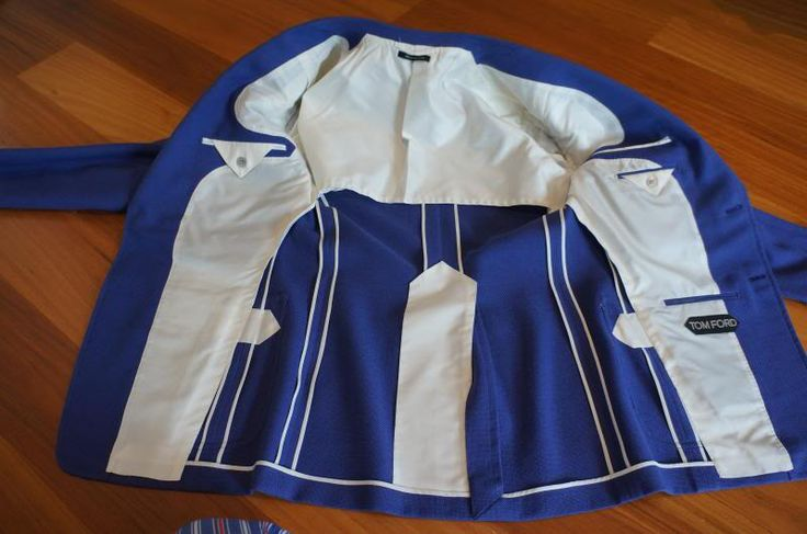 half-lined jacket