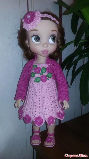 Платье для принцессы он-лайн. Шраг-повязка-босоножки.