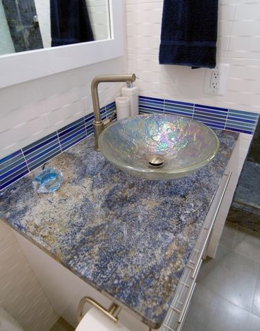 Blue Bahia Granite For Bathrooms Blue Bahia Granite