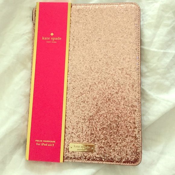 reputable site 536bb a3277 I page case for iPad Air 2 Kate spade Case BNWT kate spade ...