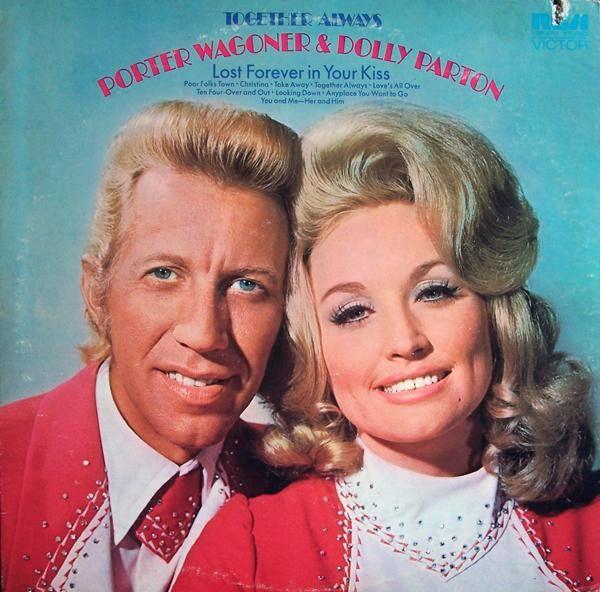 Porter Wagoner & Dolly Parton* - Together Always (Vinyl, LP, Album) at Discogs