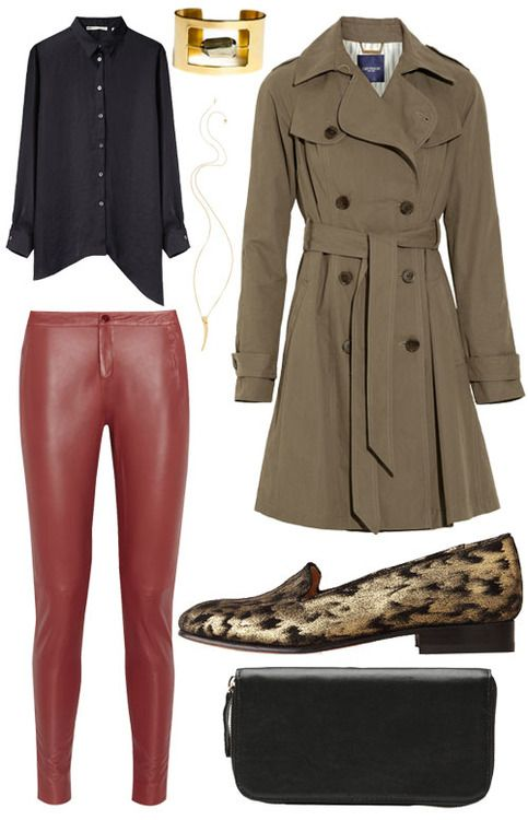 Weather Vain: What to wear on a rainy day in Paris, France