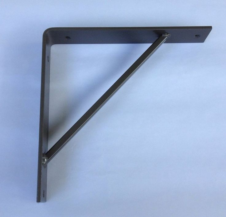 Heavy Duty Metal Brackets Corbels Book Shelf Granite