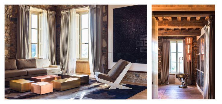 Isabelle Stanislas - So-An / architecture / Domaine des Etangs