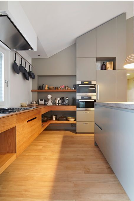 17 best images about curved kitchens on pinterest eat in for Nice modern kitchens