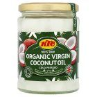 KTC Virgin Coconut Oil, Organic 500ml £8.50